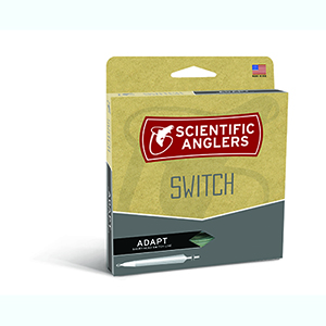 Soie Switch Adapt n°7 Scientific Anglers - 400 grains flottant - 29m
