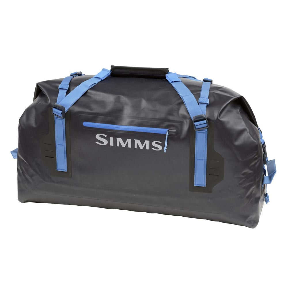 Bagagerie Simms - Dry Creek Duffel - M - Admiral Blue - 200L