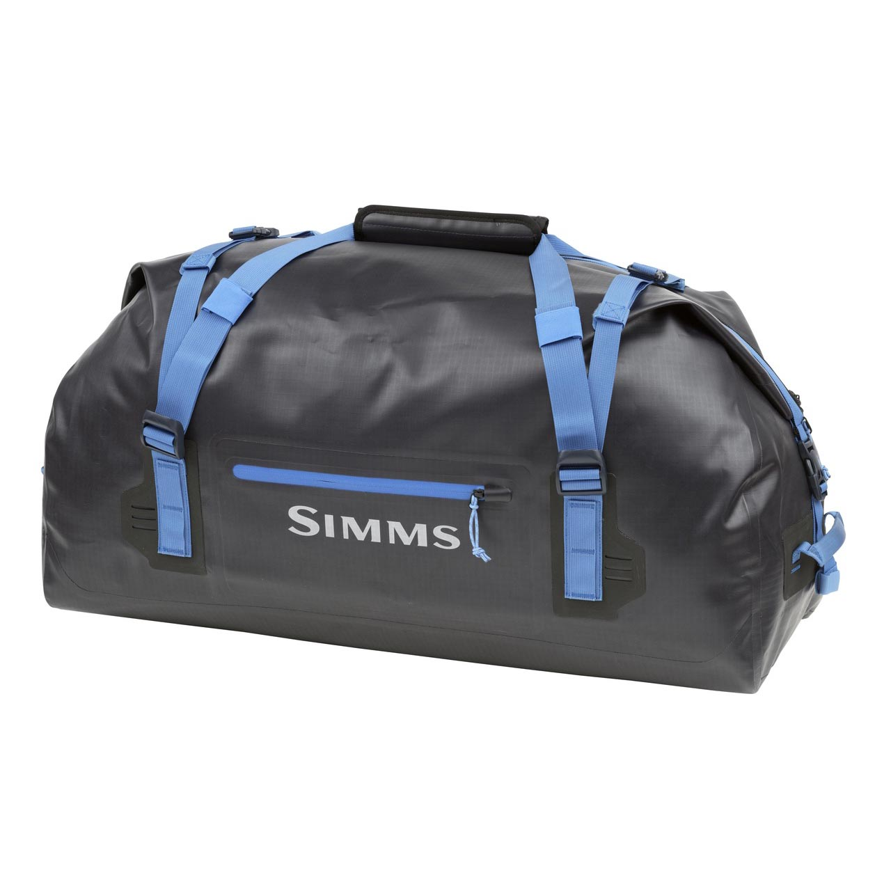 Bagagerie Simms - Dry Creek Duffel - M - Admiral Blue - 155L