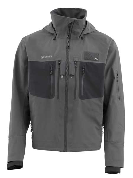 Veste Simms - G3 Guide  Tactical Jacket- Taille S - Gris Carbon