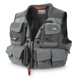 Gilet Simms - G3 Guide - Taille XL - Gunmetal