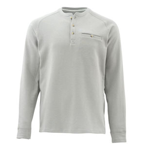 Chemise Simms - Coldweather Henley - Taille S - Boulder