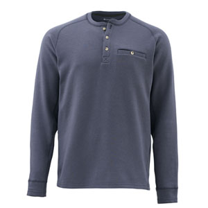 Chemise Simms - Coldweather Henley - Taille S - Nightfall