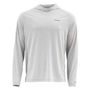 T-Shirt Simms - Solarflex Hoody - Taille S - Tundra