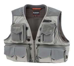 Gilet Simms - G3 Guide Vest - Taille S - Cinder