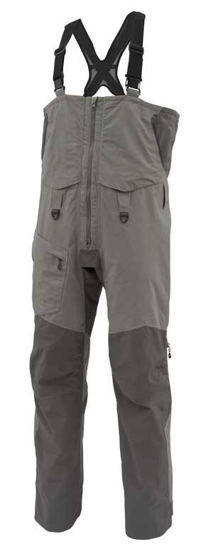 Pantalon Simms - Contender Insulated BIB - Taille S - Gunmetal