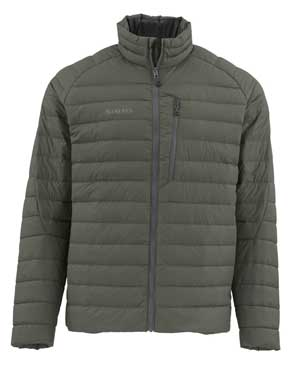 Veste Simms - Downstream Sweater - Taille S -Loden