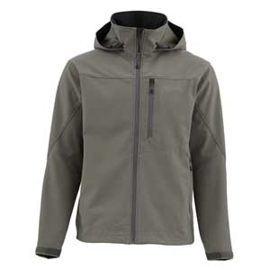 Veste Simms - Challenger Windbloc Hoody- Taille S-Loden