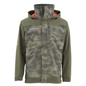 Veste Simms - Challenger Jacket - Taille S - Hex Camo Loden