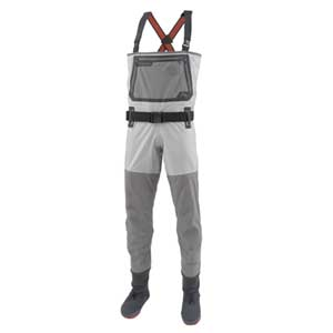 Waders Simms - G3 Guide Stockingfoot - Cinder - Taille S