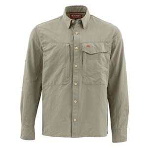 Chemise Simms - Guide - Taille S - Dark Khaki
