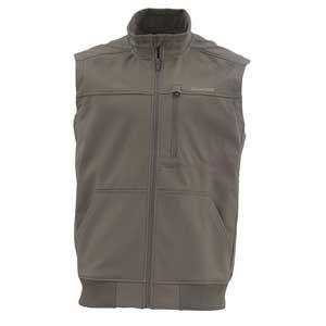 Veste Simms - Rogue Fleece  Vest - Taille S - Hickory
