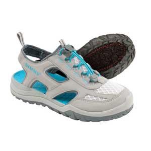 Chaussures Simms Femme - Riprap Sandal Felt - Mineral 37