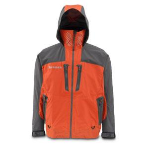 Veste Simms - Pro Dry Gore-Tex Jacket - Taille S - Orange