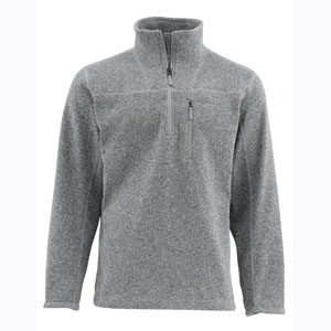 Veste Simms - Rivershed Sweater - Taille S - Smoke