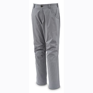 Pantalon Simms - Story Work Pant - Taille S - Lead