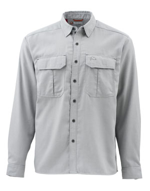 Chemise Simms - Coldweather Shirt - Taille S - Boulder