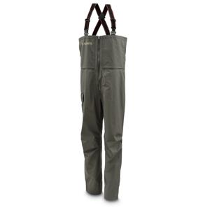 Pantalon Simms - Contender Bib - Taille S - Gun Metal