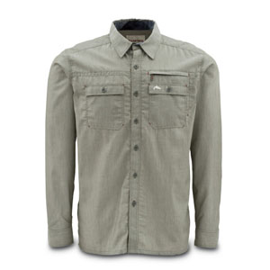 Chemise Simms - Cuda Shirt - Taille S - Olive