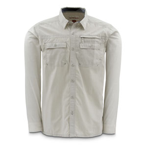 Chemise Simms - Cuda Shirt - Taille S - Pierre