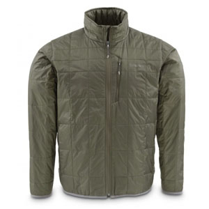 Veste Simms - Fall Run Jacket - Taille S - Loden