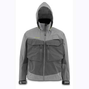 Veste Simms - G3 Guide Jacket - Taille S Lead