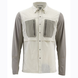 Chemise Simms - GT Tricomp - Taille S - Bone