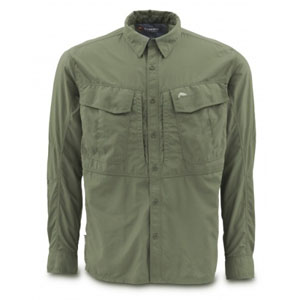Chemise Simms - Guide - Taille S - Olive