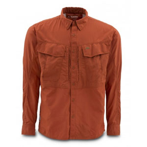 Chemise Simms - Guide - Taille S - Terracotta