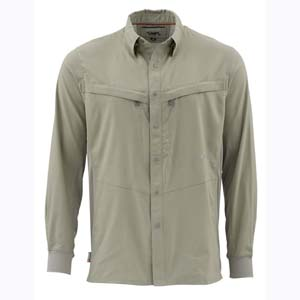 Chemise Simms - Intruder Bicomp - Taille S - Dk Khaki