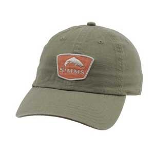 Casquette Simms -  Ripstop cap - Gunmetal