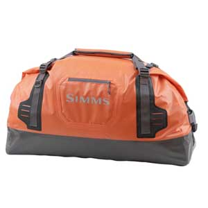 Bagagerie Simms - Dry Creek Duffel - SM - Orange