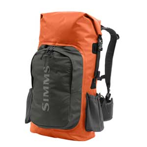 Bagagerie Simms - Dry Creek BackPack - Orange