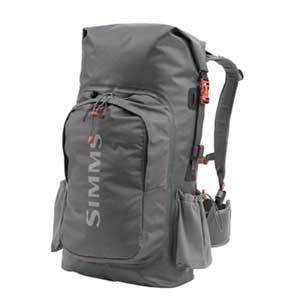 Bagagerie Simms - Dry Creek BackPack - Gunmetal