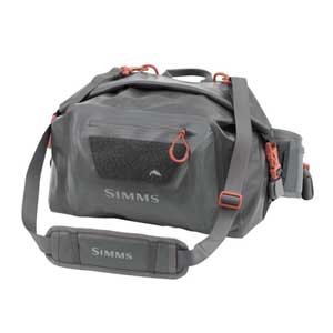 Bagagerie Simms - Dry Creek Hip Pack - Gunmetal