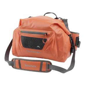 Bagagerie Simms - Dry Creek Hip Pack - Orange