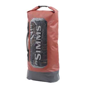 Bagagerie Simms - Dry Creek Roll Top - Orange