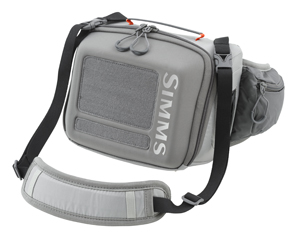 Bagagerie Simms - Waypoints Hip Pack - SM - Gunmetal