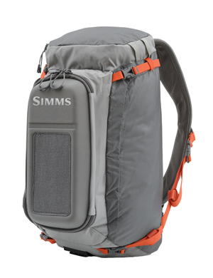 Bagagerie Simms - Waypoints Sling Pack - SM - Gunmetal