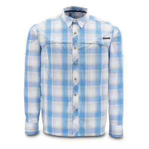 Chemise Simms - Stone Cold - Taille S - Cornflower Plaid