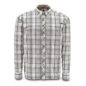 Chemise Simms - Stone Cold - Taille S - Moonstone Plaid