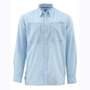 Chemise Simms - Ultralight - Taille S - Blue