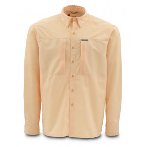 Chemise Simms - Ultralight - Taille S - Abricot