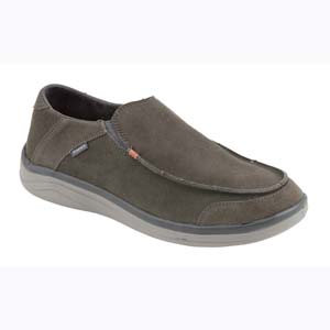 Chaussures Simms - Westshore Leather Slip on shoe - Taille 40 Hickory