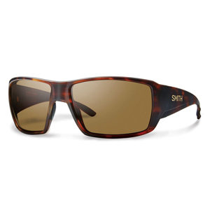 Lunettes polarisantes SMITH - Modèle Guide Brown