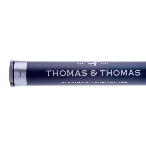 Tube Thomas &Thomas - canne 8.6p- 4 brins