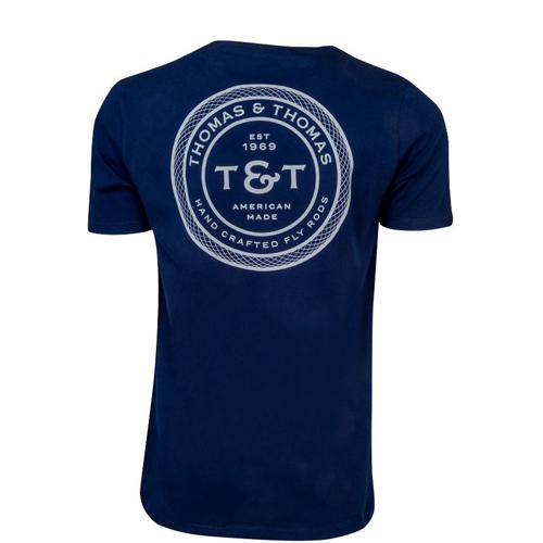 T-Shirt Thomas & Thomas - Taille S (US)