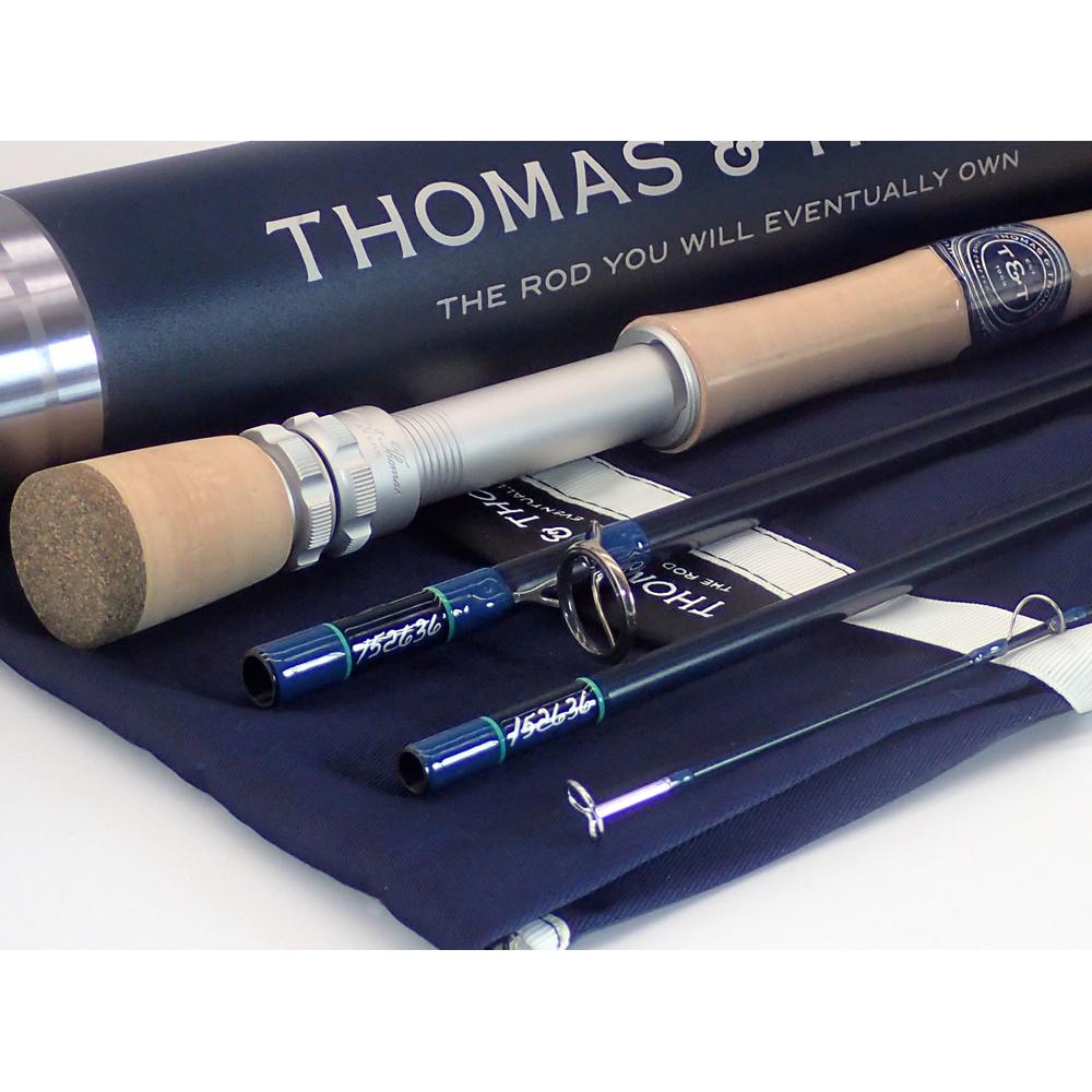 Canne Thomas & Thomas Sextant - 9p #7 - 4 brins