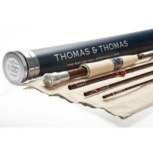 Canne Thomas & Thomas/Le Moulin de Gémages - Série Epicure 9p #4/5 - 4 brins
