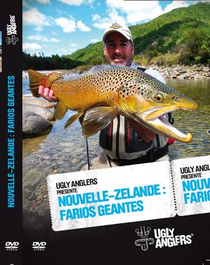 DVD Ugly Anglers - Nouvelle Zélande